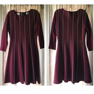 BCBG A-Line Dress -L